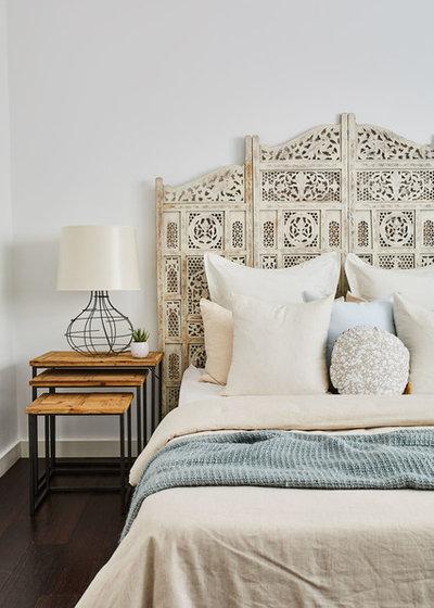 Морской Спальня by Advantage Interior Design