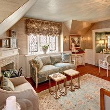 Traditional Bedroom by Maria K. Bevill Interior Design