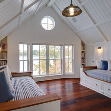 Beach Style Bedroom by Colby Construction