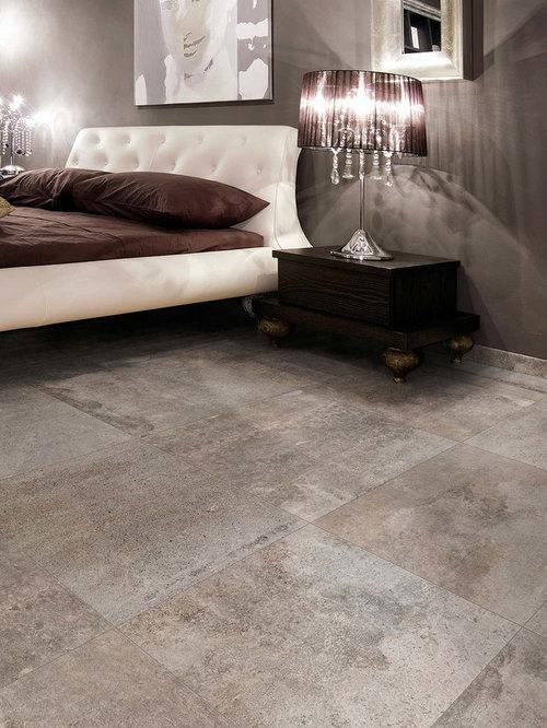 Bedroom design ideas renovations photos with porcelain - Ceramic tile flooring bedroom ...