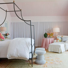 Beach Style Bedroom by Terrat Elms Interior Design