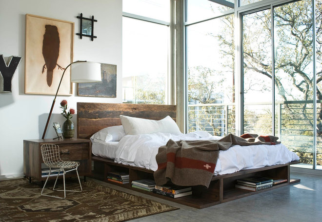 Industrial Bedroom by Marco Polo Imports