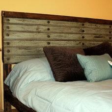 Eclectic Bedroom by MARIA DEL MAR RANCE