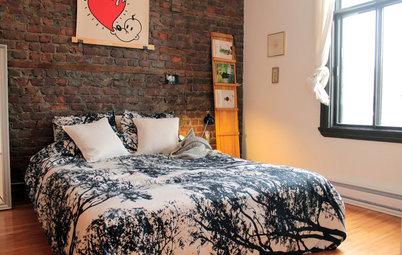 Suivez le Guide : Un style vintage-cool dans un appartement de Montréal