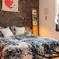 Eclectic Bedroom by Laura Garner