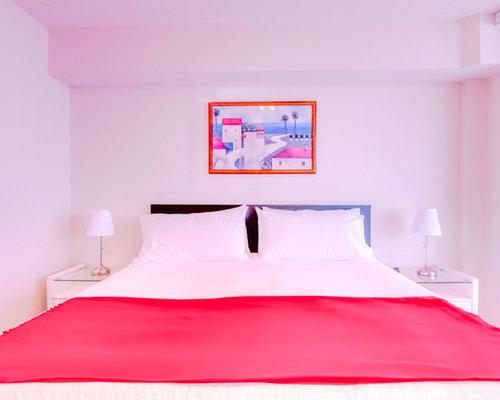 chambre exotique rose photos et id es d co de chambres. Black Bedroom Furniture Sets. Home Design Ideas
