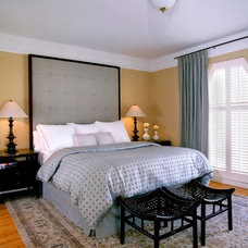 Traditional Bedroom by Benning Design Associates