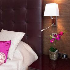 Contemporary Bedroom by Dom Designs