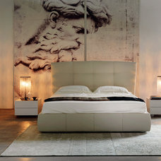 Contemporary Bedroom by eurofurniture