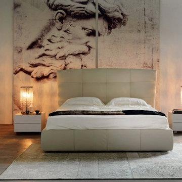 Marshall Modern Bed by Cattelan Italia - $4,025.00