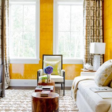 Marshall Watson Interiors, Holiday House Hamptons