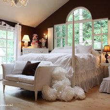 Traditional Bedroom by My Sweet Savannah
