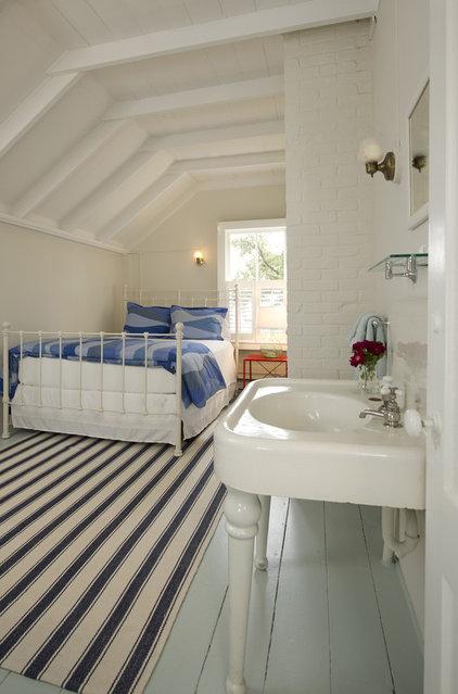traditional bedroom by Schranghamer Design Group