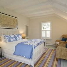 Traditional Bedroom by Schranghamer Design Group, LLC