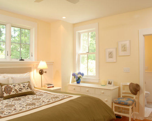 Cream Bedroom Decor: Benjamin Moore Windham Cream Home Design Ideas, Pictures, Remodel And Decor