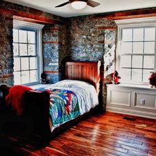 Traditional Bedroom by Arrowhead Development Company Ltd