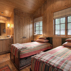 Traditional Bedroom by Swaback Partners, pllc
