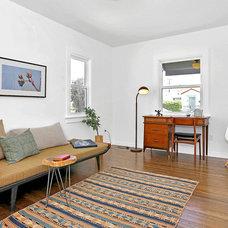 Eclectic Bedroom by Kenihan Development