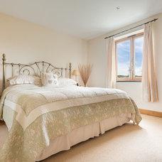 Farmhouse Bedroom by Colin Cadle Photography