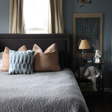 Traditional Bedroom by Mary Best Designs
