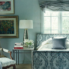 Traditional Bedroom by Mary Evelyn Interiors