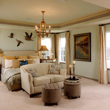 Traditional Bedroom by Beazer Homes