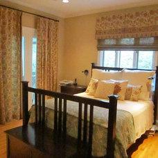 Traditional Bedroom by CF Raines Interior Design