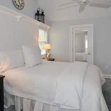 Traditional Bedroom by Stonington Cabinetry & Designs