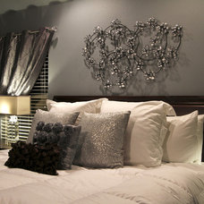 Contemporary Bedroom by Designs by Jen