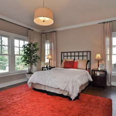 Eclectic Bedroom by Tarl LaRocco Designs
