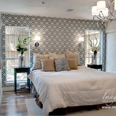 Transitional Bedroom by Imago Dei