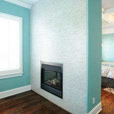 Contemporary Bedroom Master Bedroom #3