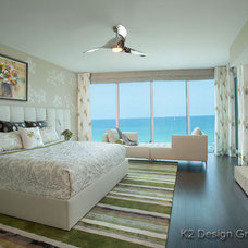Contemporary Bedroom by K2 Design Group, Inc.