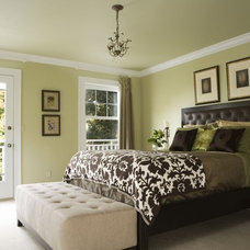 Contemporary Bedroom by Margeaux Interiors - Margaret Skinner