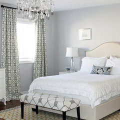 contemporary bedroom by AM Dolce Vita