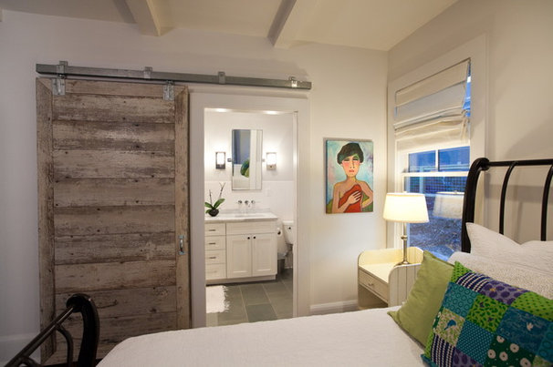 Contemporary Bedroom by Nathan Cuttle Design