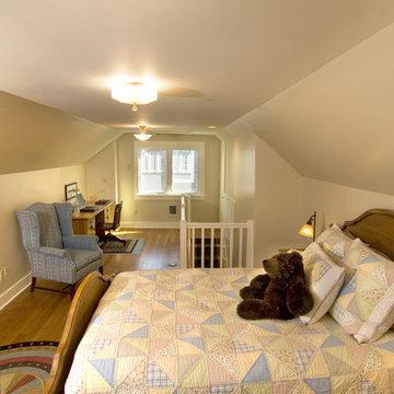 Master Bedroom & Bathroom Attic Remodel