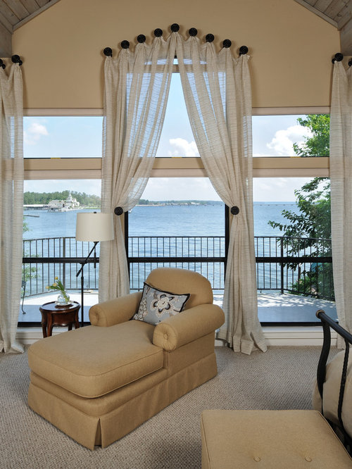 Curtain Window Treatment Home Design Ideas Pictures