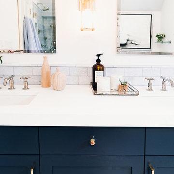 Master Bedroom and Bathroom Renovation
