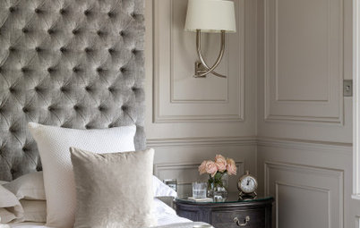 26 Ideas for Using Panelling in Your Bedroom