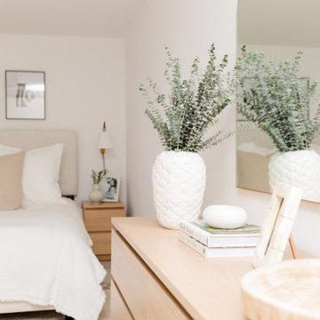 Master Bedroom & Nursery