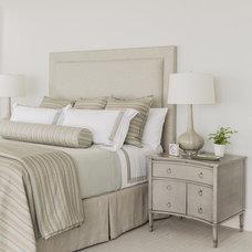 Beach Style Bedroom by Anita Clark Design