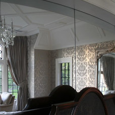 Traditional Bedroom by Anthony Como of Luxe Interiors