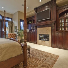 Traditional Bedroom by ARTifact Interior Design