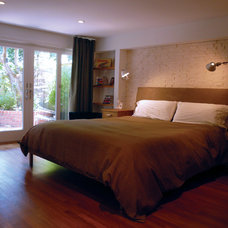 Modern Bedroom by At-Six Architecture