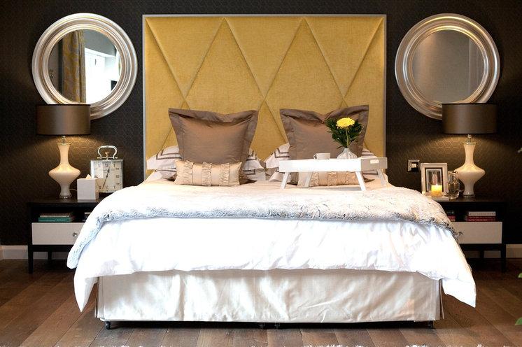 Современный Спальня by Atelier di Spera