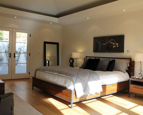 Minimalist spanish colonial for Minimalist rustic bedroom