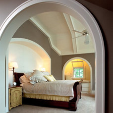 Traditional Bedroom by Baker Court Interiors