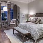 Custom Residence Contemporary Bedroom Orlando By
