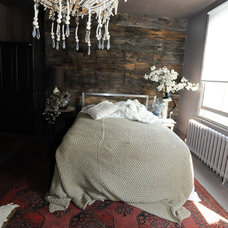 Eclectic Bedroom by Beccy Smart Photography